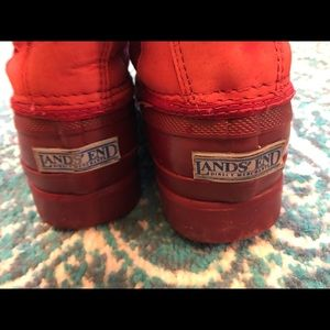 Lands' End Shoes - Lands end winter boot size 5